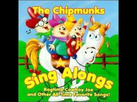 The Chipmunks - Old Mac Donald Cha Cha Cha