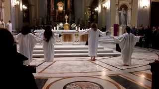 getlinkyoutube.com-Voglio Adorare Te - Danza - RNS - Napoli