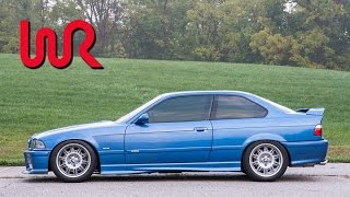 getlinkyoutube.com-Supercharged 1998 E36 BMW M3 - WR TV POV Review (Sunrise)