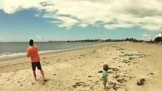 getlinkyoutube.com-Dream-Flight Alula-TREK, Beach Blanket Alula