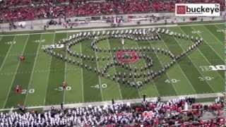 getlinkyoutube.com-マーチングバンド オハイオ州立大学 ハリウッド名場面集 Ohio State Marching Band  Hollywood