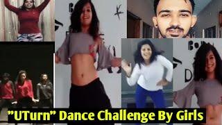 Celebrities & Common Man Dancing To U Turn Karma Challenge || Samantha || Akhil || Yashwant Master