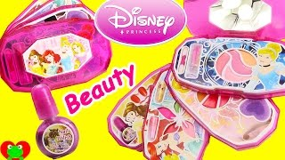 getlinkyoutube.com-Disney Princess Beauty Center Cinderella, Ariel, Beauty and the Beast Rapunzel