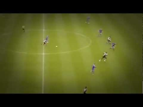 Hatem ben arfa goal vs Bolton - HD - real clip - English Commentary