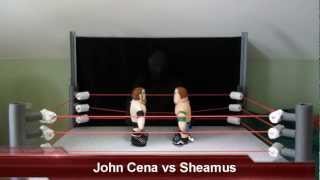 getlinkyoutube.com-John Cena vs Sheamus WWE Brawlin Buddies Wrestling HD