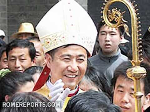 Chinese authorities holding 4 bishops loyal to Holy See