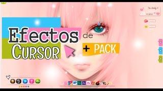 getlinkyoutube.com-Efectos para el cursor (Sin programas) + PACK!! de Cursores♥'