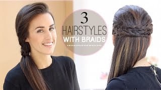 getlinkyoutube.com-HAIRSTYLES WITH BRAIDS