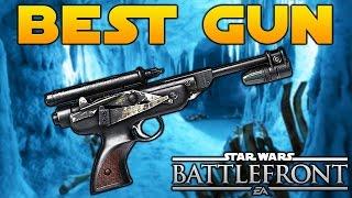 getlinkyoutube.com-Star Wars Battlefront: Best Gun In Star Wars Battlefront - Best Weapon In Star Wars Battlefront