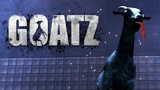 getlinkyoutube.com-Goat Simulator GOATZ - ZOMBIE GOAT - Part 1 - Goat Simulator Gameplay | Pungence