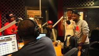 Cashtime (Smashis & DaKid X) - NOBODY - Siz 'n Scoop Show(FULL CLIP) Interview