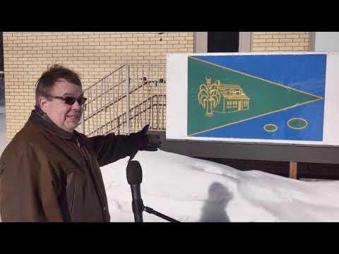 La municipalité de Saint-François se dote d'un drapeau officiel