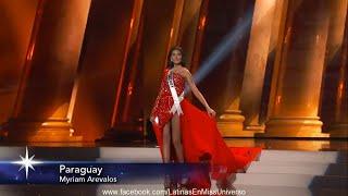 getlinkyoutube.com-Miss Universe 2015/2016 Preliminary Competition - LATINAS