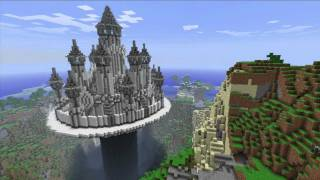 getlinkyoutube.com-Minecraft TimeLapse: The Castle