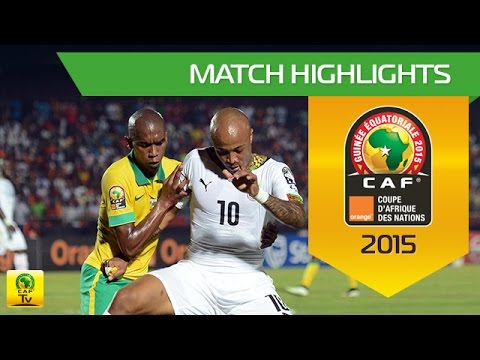 South Africa vs Ghana AFCON 2015