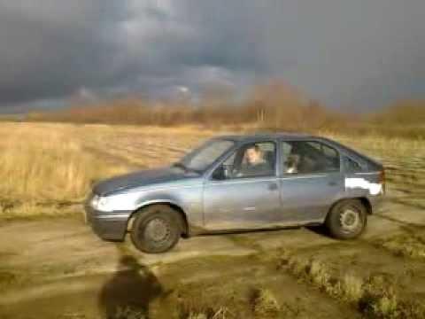 Opel Kadet E 1.6 L,C16NZ, 1989