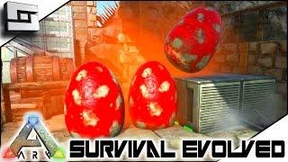 getlinkyoutube.com-ARK: Survival Evolved - DISPOSABLE DINO ARMY! S3E77 ( Gameplay )