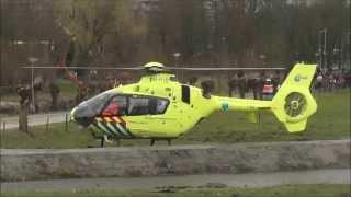 getlinkyoutube.com-Brandweer, politie & ambulances naar AED Rotterdam