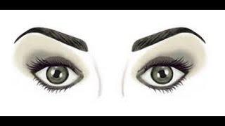getlinkyoutube.com-المكياج المناسب لكل أشكال العين- makeup for each eye shape