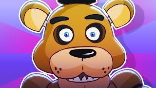 FIVE NIGHTS AT FREDDY'S - Animation Collection + Bonus Song