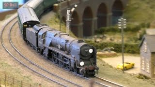 getlinkyoutube.com-Erith Model Railway Society Exhibition  2015