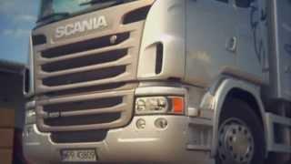 Scania G400 - nowy poziom dystrybucji