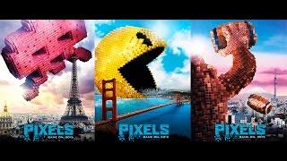 getlinkyoutube.com-PIXELS RAP- Invacion de pixeles  - Lucario xd