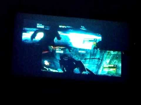 resident evil 6 mercenarios entraas de la tierra rango s pantalla partida