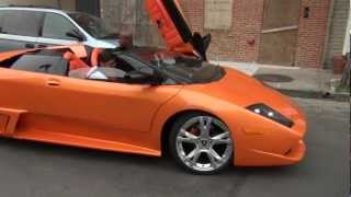 getlinkyoutube.com-REPLICA Lamborghini Murcielago In Baltimore