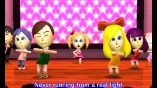 Tomodachi Life: The Sailor Moon Opening