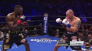 Glowacki vs Cunningham