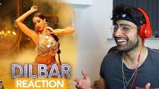 DILBAR REACTION | Satyamev Jayate | John Abraham | Nora Fatehi | Tanishk Bagchi | Neha Kakkar