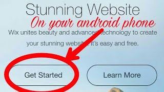 How to make your own website by your android phone