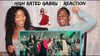 High Rated Gabru -  Guru Randhawa, Manj Musik | REACTION