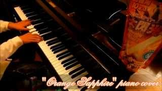 getlinkyoutube.com-【ピアノ】「Orange Sapphire」を弾いてみた byよみぃ