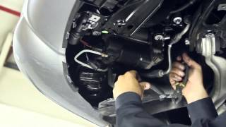 How To Install an Arnott P-2593 Air Suspension Compressor in a 2007-2012 S-Class