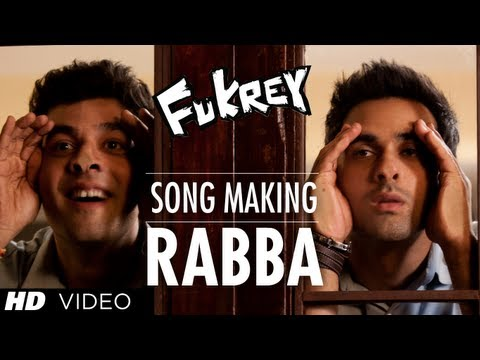 Fukrey Rabba Song Making | Pulkit Samrat, Manjot Singh, Ali Fazal, Varun Sharma