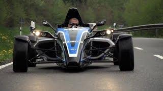 getlinkyoutube.com-Formula Ford EcoBoost. Street Legal Racer on Road and Nürburgring - /CHRIS HARRIS ON CARS