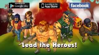 getlinkyoutube.com-JungleHeat Heroes - Teaser