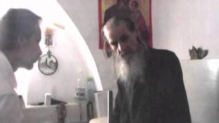 getlinkyoutube.com-Отец Иона Одесский. Беседа со старцем