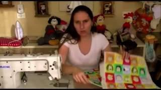 getlinkyoutube.com-Como Fazer Mochila Adulto ou Infantil - Por Estela Junqueira