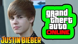 getlinkyoutube.com-Justin Bieber en GTA 5 Online!!! - Misterios GTA V Online - Easter Egg GTA 5 Online