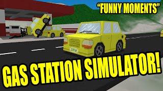 "getlinkyoutube.com-Gas Pumping Simulation | INSANELY WEIRD | ""Funny Moments"""