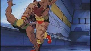 getlinkyoutube.com-Exclusive new Street Fighter Cartoon Mashup from TheSwitcher