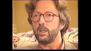 getlinkyoutube.com-Eric Clapton : Sue Lawley 1992