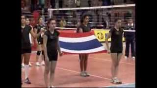 getlinkyoutube.com-Thailand - Japan [Full Match] World Grand Prix 2-08-2013