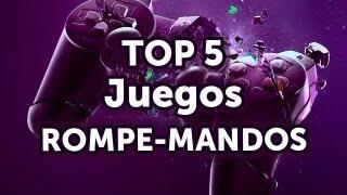 getlinkyoutube.com-Top 5 - Juegos Rompe Mandos