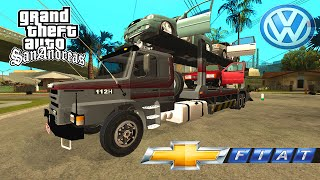 getlinkyoutube.com-Scania 112H Cegonha - GTA San Andreas