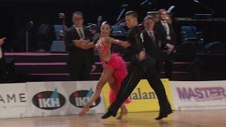 Nikita Olinichenko - Elizaveta Pustornakova | Samba