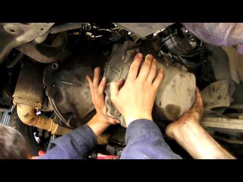 ГТ' Замена сцепления и заднего сальника к-ла на Шевроле Лачетти (Chevrolet Lacetti).